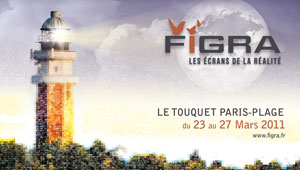 La belle affiche du FIGRA  2011