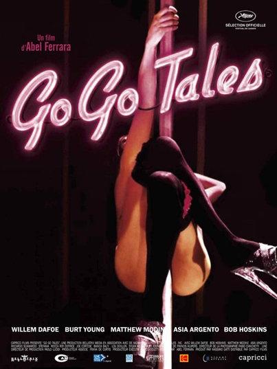 L'affiche de Go Go Tales