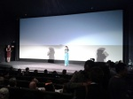 Deanna Gao sur scène