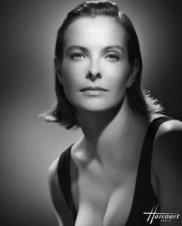 Portrait de Carole Bouquet ( © Harcourt)