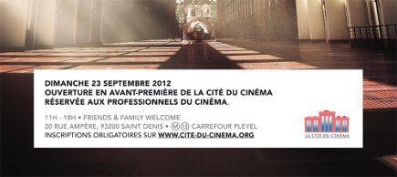Invitation dimanche 23 septembre
