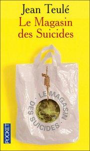 Le Magasin des Suicides , 10 romans à gagner