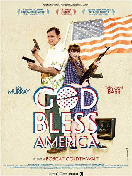 God Bless America : Joel Murray, Tara Lynne Barr