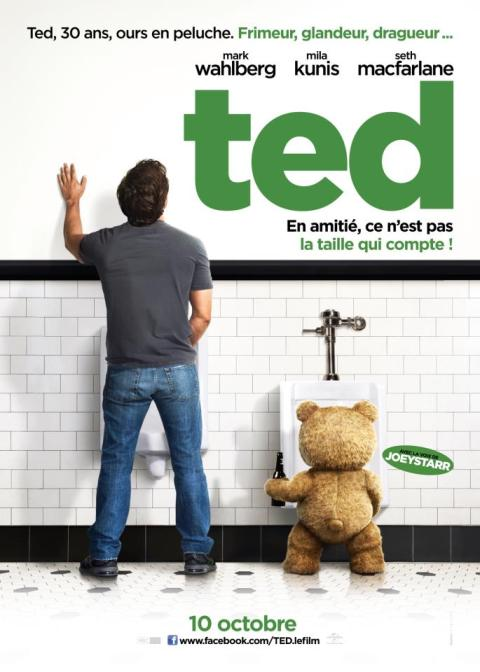 affiche Ted le film