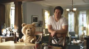 Ted et Mark Wahlberg