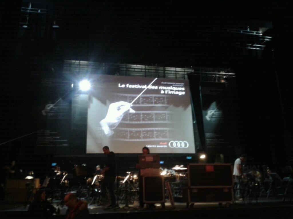 Fin du concert