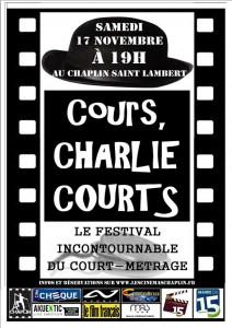 Cinéma Chaplin Saint Laurent : 6 rue Péclet 75015 Paris (métro : Commerce ou Vaugirard)