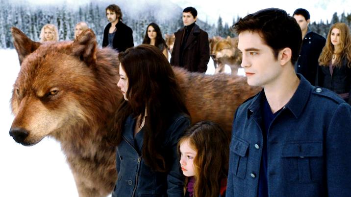 [Critique] Twilight Chapitre 5 : Révélation, deuxième ... Vampire Twilight 5