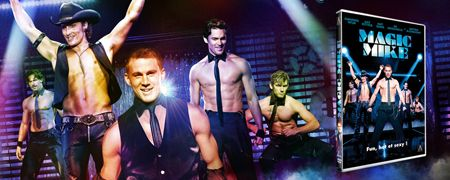 dvd magic mike