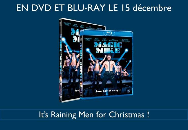 MM DVD Blu ray
