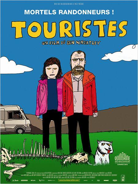 touristes affiches