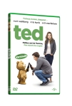 Le DVD TED aussi...