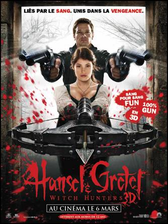 hansel _gretel_Witch hunters