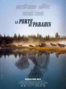 La Porte du Paradis, nouvelle affiche.